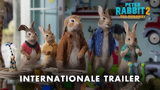 Peter Rabbit 2: On The Run | internationale ondertitelde trailer [Sony]