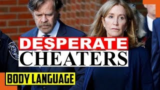 What Secrets Are Felicity Huffman And William H. Macy Hiding In Their College Admissions Scandal?