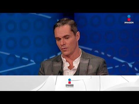 Tony Dalton habla sobre el premio Emmy que recibió por 'Sr. Ávila'  Noticias con Yuriria Sierra