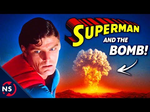 Superman's Uncomfortable History With Nuclear Weapons...