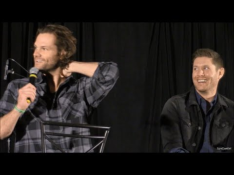 JaxCon 2018 Jensen Ackles and Jared Padalecki FULL MAIN Panel Supernatural Mp3