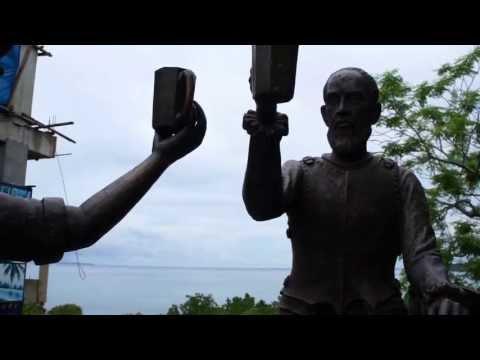 Travel: The Blood Compact Shrine (Sandugo) in Tagbilaran City