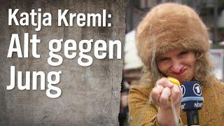 Reporterin Katja Kreml: Schulpflicht oder Klimaschutz?