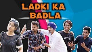 Ladki Ka Badla | The Revenge | Sultan Rangrez Vlog - Youtube Funny video