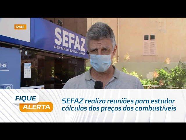 SEFAZ realiza reuniões para estudar cálculos dos preços dos combustíveis em Alagoas