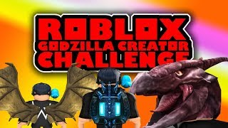 [EVENT] HOW TO WIN ALL OF THE GODZILLA CREATOR CHALLENGE PRIZES (Roblox)