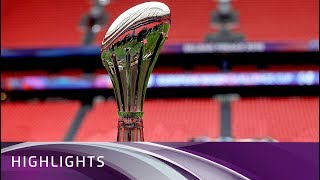 La Rochelle v Sale Sharks Semi-final Highlights 20.04.19