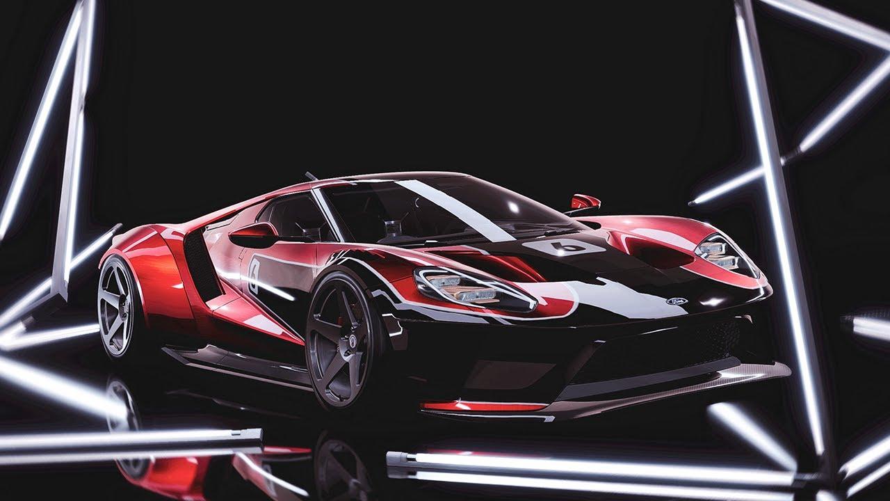 Nikki S Ford Gt Nfs Carbon Nfs Heat Speed Art 4k Youtube