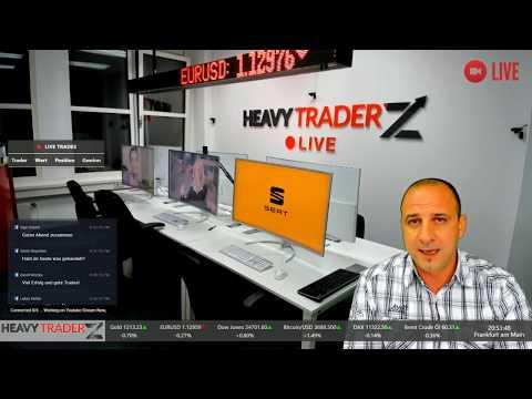 US Märkte Wallstreet Handel: Power-Trading 60 Minuten