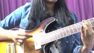 B.A.P - Hands Up Guitar Cover
