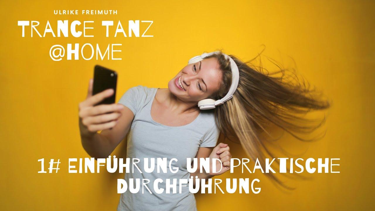 Trance Tanz@home - ein Videobeitrag