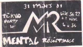 Mental resistance - Live Okil vs Cess - Face A