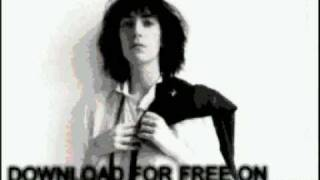 patti smith - Gloria - Horses
