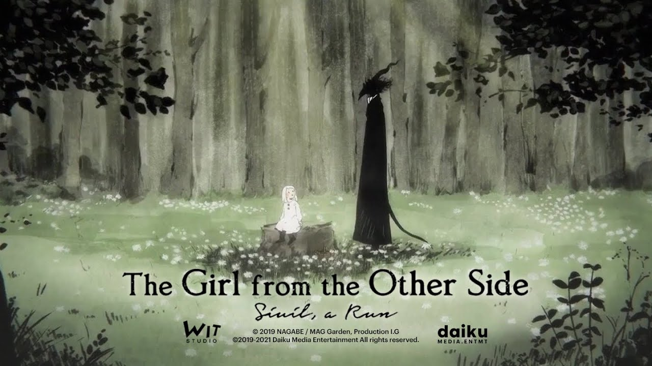 The Girl from the Other Side - Official Trailer - YouTube