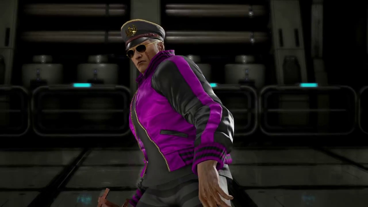 Tekken 7 Bryan Fury Fashion Customization Youtube