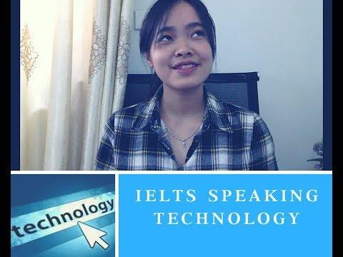 IELTS Speaking Part 1.15 - Technology