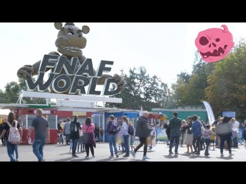 fnaf world theme park  Could it be real