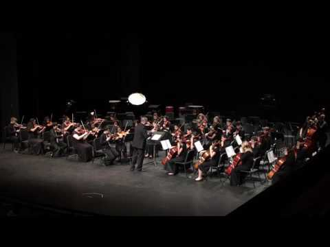 Hyde Park Middle School 2016 Orchestra Spring Concert - Intermediate - Immortal Gladiator
