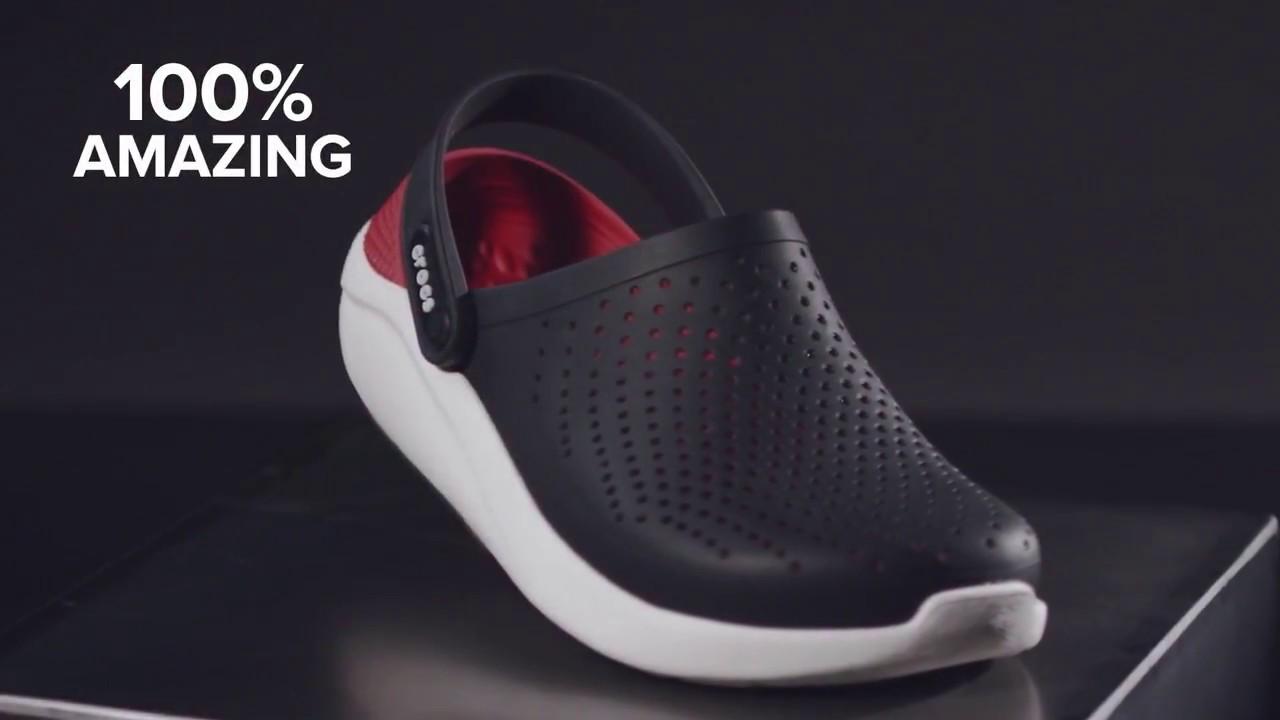 19b42b55d Crocs Launches LiteRide™