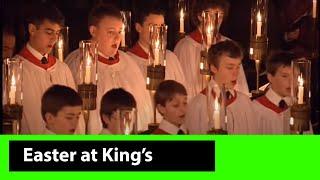 King's College Cambridge 2011 Easter #17 Jesus Christ is Risen today arr. Stephen Cleobury
