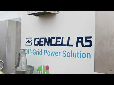 GenCell Energy Successfully Deploys its Revolutionary A5 Off-Grid ...