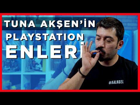 Tuna Akşen'in PlayStation