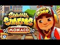 Subway Surfers MONACO ipad Gameplay For Children HD - Jake Star OutFit