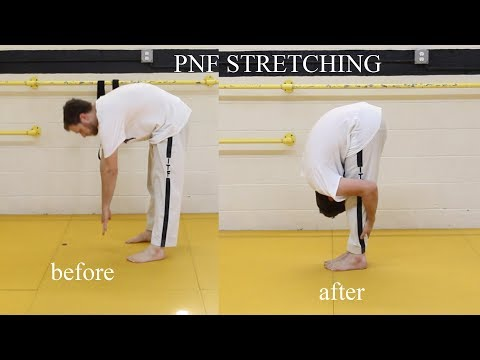 PNF Stretching - Surpassing Your Limits