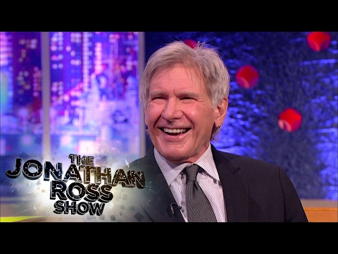 Harrison Ford's First Impression of Star Wars - The Jonathan Ross Show Classic