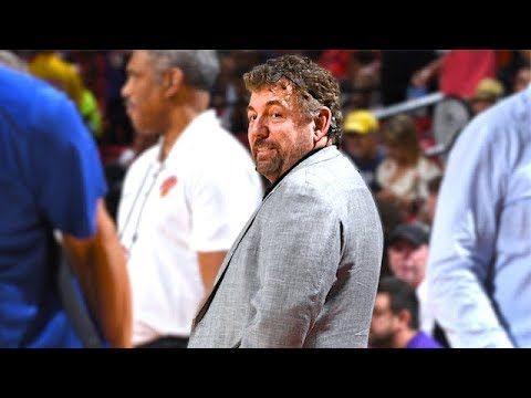 Michael Kay: Knicks' Owner James Dolan Is Too Thin-Skinned For His Own Good | The Rich Eisen Show