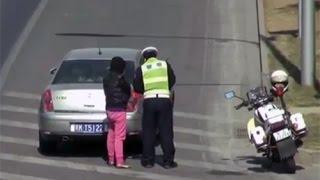 Kinh nghiệm hay giảm tai nạn giao thông tại Trung Quốc