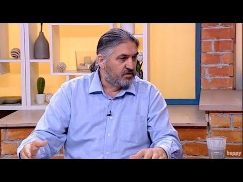 Obracuni klanova u Beogradu / Luka Bojovic, mafija - Dobro jutro Srbijo - (TV Happy 21.06.2018)
