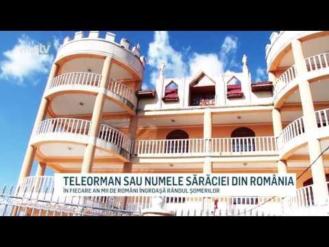 TELEORMAN SAU NUMELE SARACIEI DIN ROMANIA