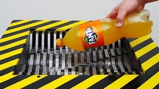 EXPERIMENT Shredding FANTA