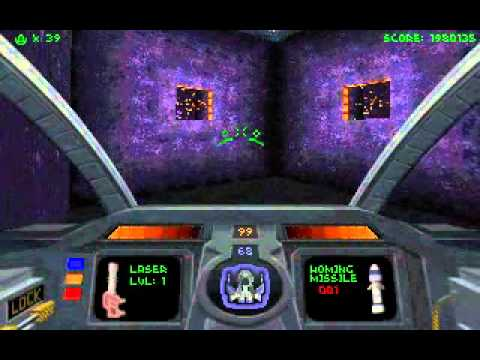 Descent - Level 27: Charon Volatile Mine