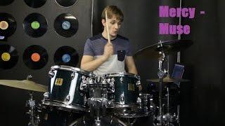 Mercy Drum Tutorial - Muse