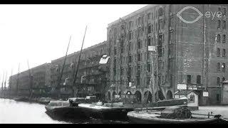 1919: De haven van Oud Amsterdam - oude filmbeelden