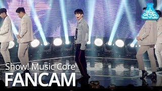Nam woo hyun hold on me @ mbc [show! musiccore] 20190511
