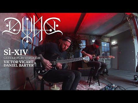 Dvne - Sì-XIV (Guitar Playthrough)
