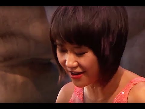 Yuja Wang plays variations on Turkish March by Mozart