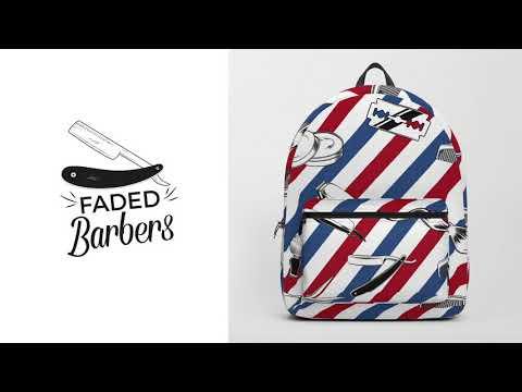Barber Shop Sneakers