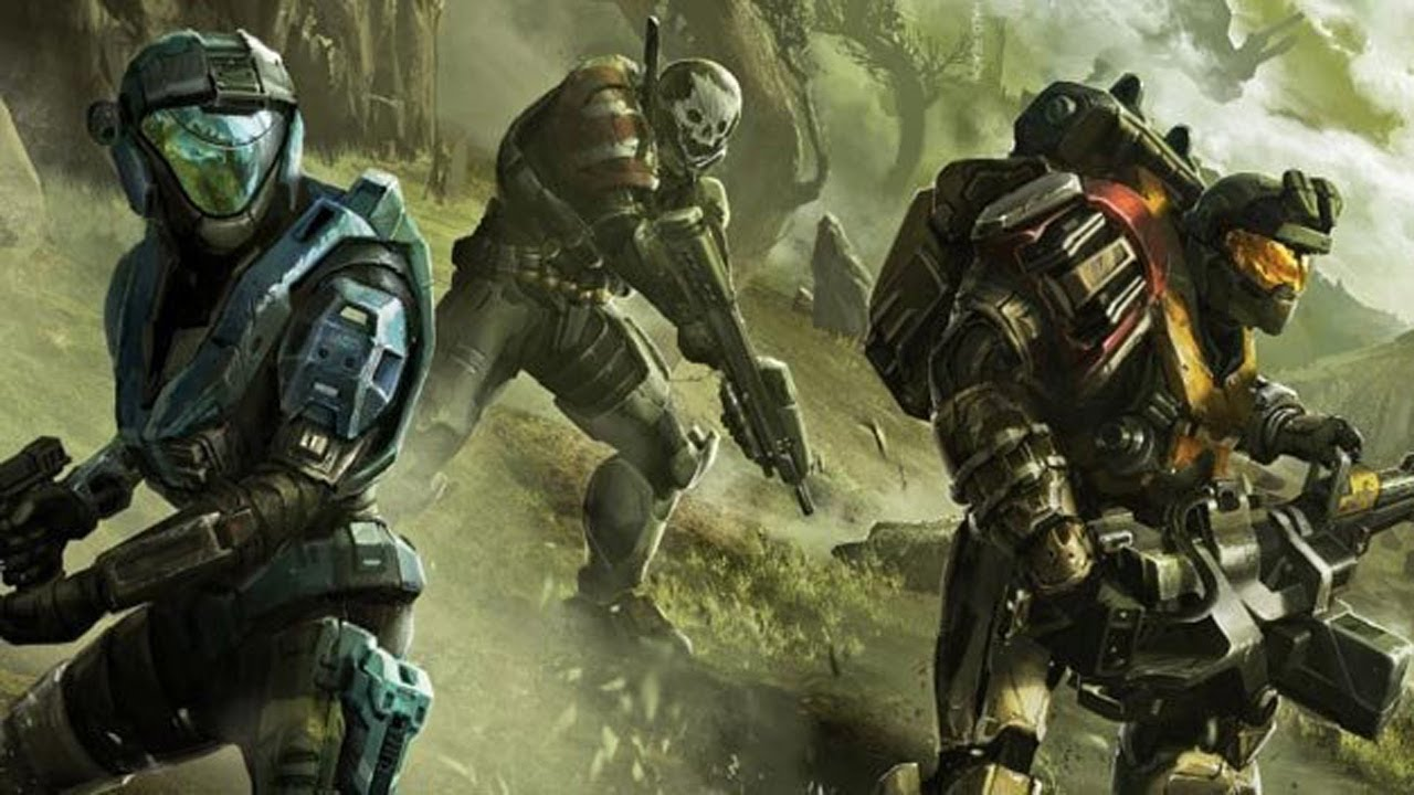 Halo reach pelicula completa espa ol youtube for Halo ce portent 2 firefight