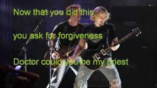 Nickelback - Because of you + Lyrics