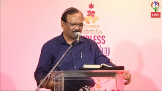 BRO.GPS.ROBINSON | TAMIL CHRISTAIN MESSAGE | WELCOME TO NLA LIVE | WATCH AND BE BLESSED |
