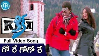 Gore Gore Song | Kick Movie Songs | Ravi Teja, Ileana | SS Thaman