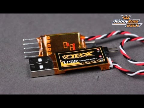 HobbyKing Daily - Orange RX USB Programming Tool