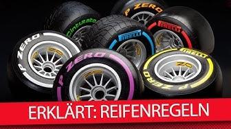 Erklärt: So funktionieren die neuen Reifen-Regeln - MSM TV: Formel 1