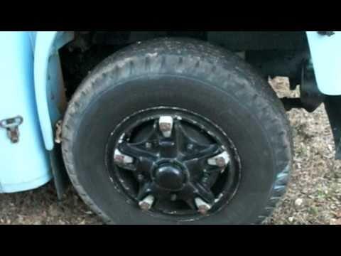 Dayton/Spoke type wheel changing info.