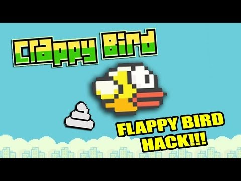 Crappy Bird: Flappy Bird Hack!!!