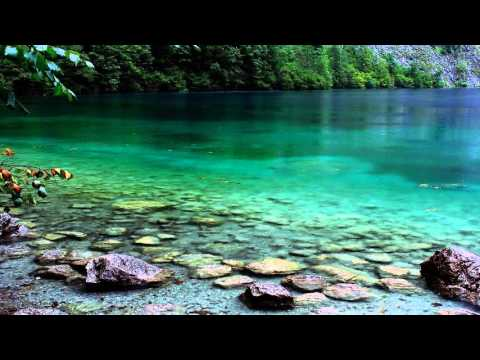 1 hour sounds of water lapping the lake shore